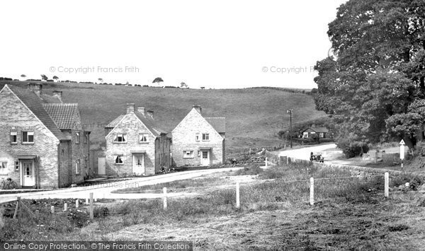 Photo of Cloughton, The New Houses c.1955
