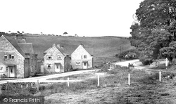 Cloughton, The New Houses c.1955