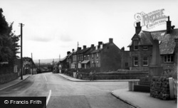 Cloughton, The Village c.1955