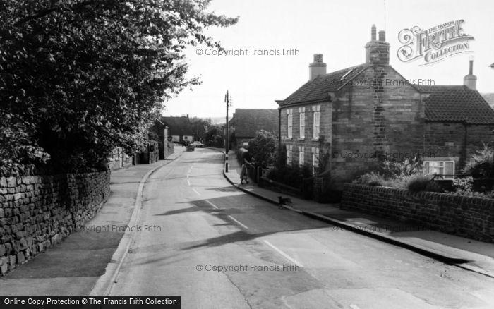 Photo of Cloughton, The Village c.1960