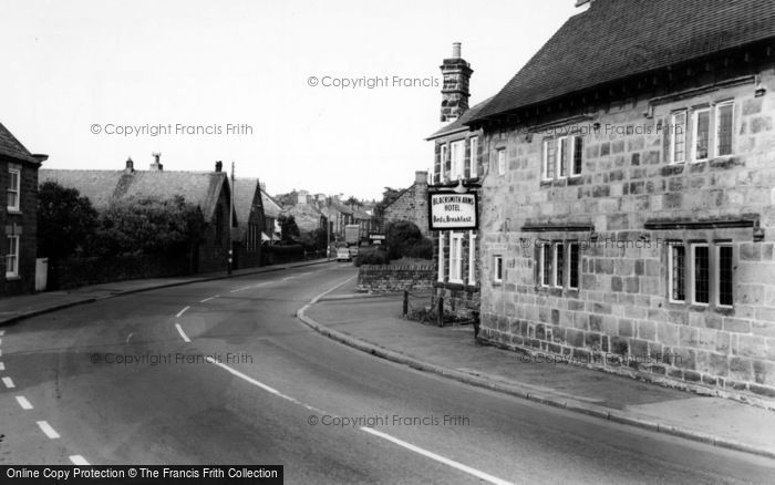 Photo of Cloughton, The Village c.1965