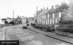 Cloughton, The Village c.1965