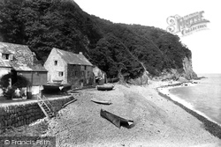 Clovelly, Gallant Rock 1908