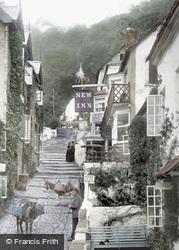 Clovelly, High Street 1894