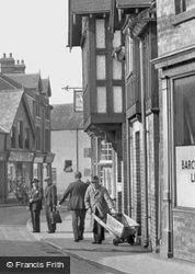 Mill Street c.1950, Clowne