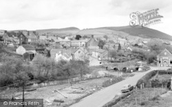 Clun, General View c.1965