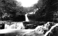 Example photo of Clungwyn Falls