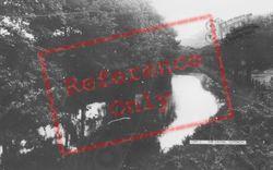Clydach, The Canal c.1955