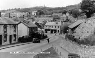 Clydach, the Peaky Stone c1965