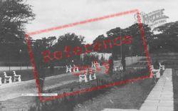 Clydach, The Park c.1955
