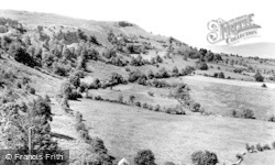 Clydach, The Peaky Stone c.1965