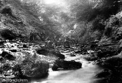 Clydach, The Wells 1893