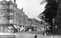 Clydebank, Beardmore Terrace, Dumbarton Road, Dalmuir c.1900