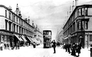 Clydebank, Glasgow Road c1900