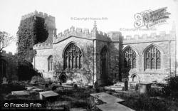 Clynnog-Fawr, Church 1894