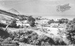 Clynnog-Fawr, General View c.1955