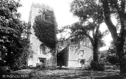 Clynnog-Fawr, St Beuno's Church 1894