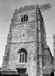 St Beuno's Church 1961, Clynnog-Fawr