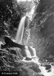 The Falls c.1933, Clynnog-Fawr