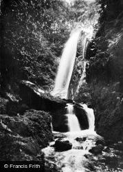 Clynnog-Fawr, The Falls c.1955