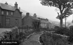 The Village c.1933, Clynnog-Fawr