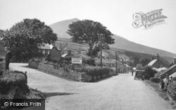 Clynnog-Fawr, The Village c.1933