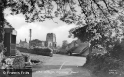 The Village c.1955, Clynnog-Fawr
