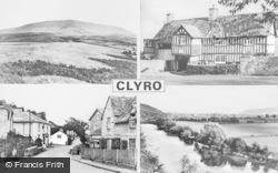 Clyro, Composite c.1955
