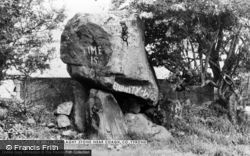 Coagh, The Tamlaght Stone c.1950