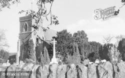 Coalpit Heath, St Saviour's Church c.1939