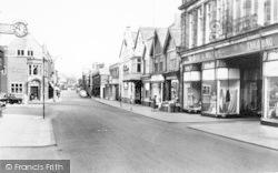 Coalville, Belvoir Road 1955