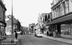 Coalville, Belvoir Road 1956