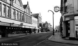 Coalville, Belvoir Road c.1965