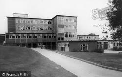 Coalville, Castle Rock School c.1960