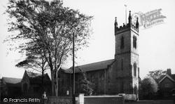 Coalville, Christ Church c.1965