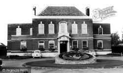Coalville, Council Offices c.1965