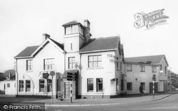 Coalville, Fox And Goose Inn c.1965