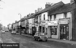 Coalville, High Street Shops c.1965