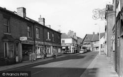 Coalville, Jackson Street c.1965