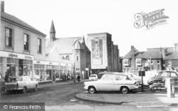 Coalville, Malborough Square c.1965