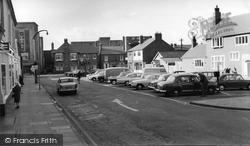 Coalville, Marlborough Square c.1965