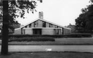 Coalville, St David's Church, Broom Leys c1960
