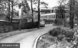 Coalville, The Grammar School c.1960
