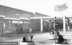 Coalville, The New Shopping Center c.1965
