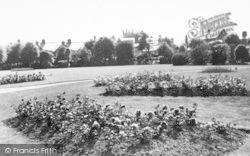 Coalville, The Park c.1965