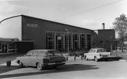 Coalville, Welfare Centre c1965