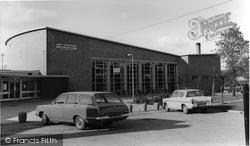 Coalville, Welfare Centre c.1965