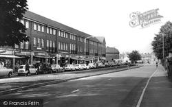 Cobham, Anyards Road c.1960