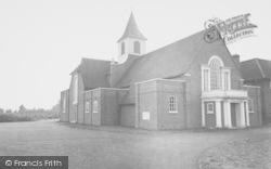 Cobham, Catholic Church Of The Sacred Heart c.1960