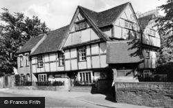 Cobham, Church Stile House c.1955
